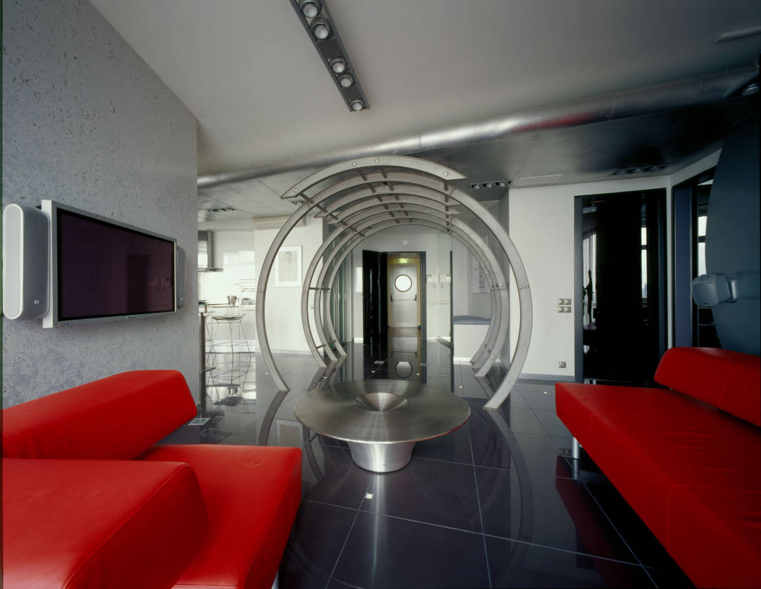Дизайн интерьера концептуально дорого